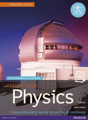 Pearson baccalaureate physics higher level 2nd edition print and pearson baccalaureate physics higher level 2nd edition print and ebook bundle for the ib diploma fandeluxe Images