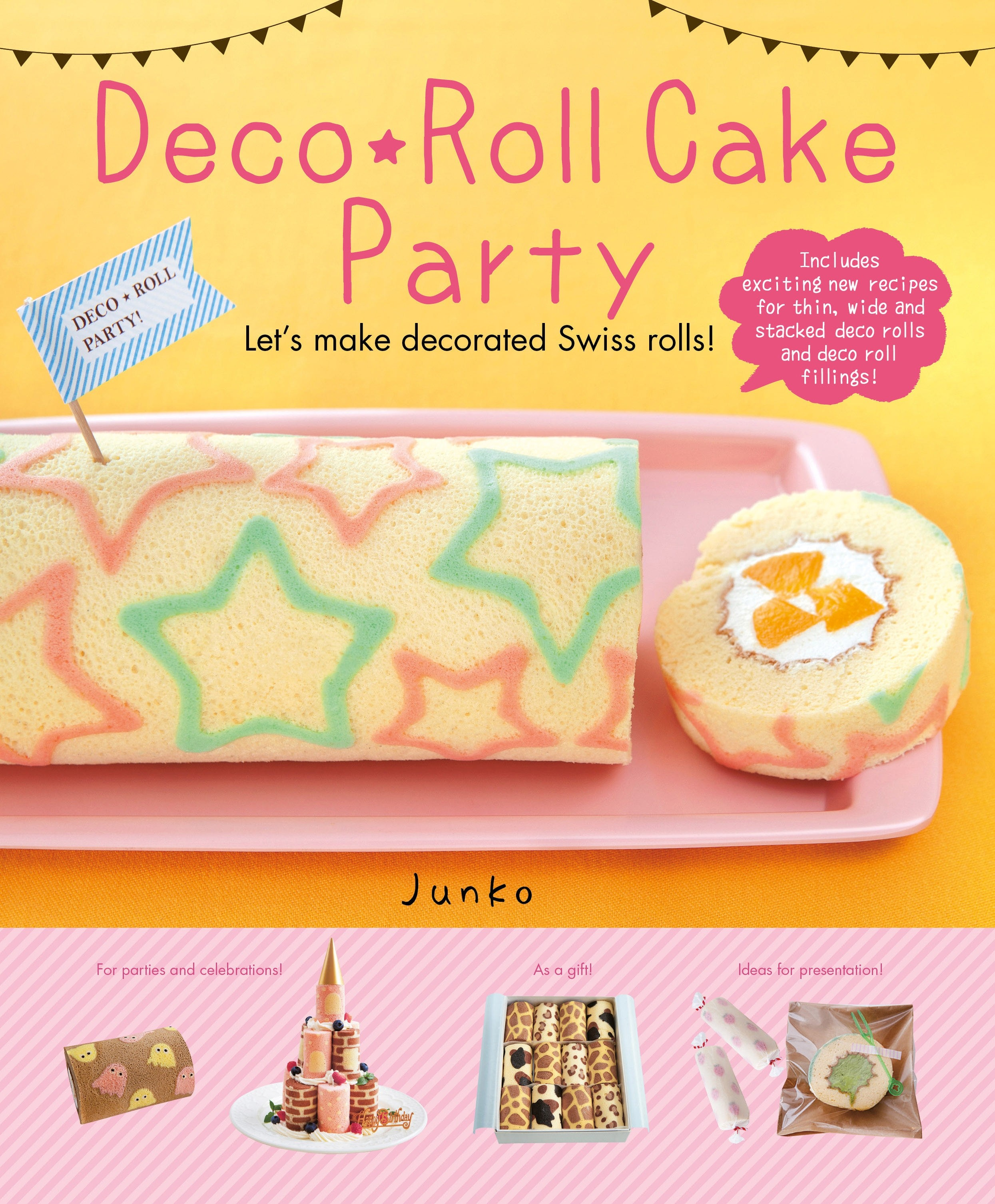 Deco Roll Cake Party