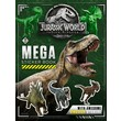 Jurassic World Fallen Kingdom Mega Sticker Book