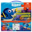Disney Pixar Finding Dory My Underwater World :Storybook and 2-in-1 Jigsaw Puzzle