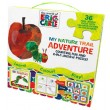 The World of Eric Carle My Nature Trail Adventure :Counting Fun and 2-in-1 Jigsaw Puzzle!