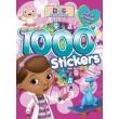 Disney Doc Mcstuffins 1000 Stickers