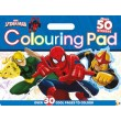 Marvel Spider-Man Colouring Pad :Over 30 Cool Pages to Colour, with Over 50 Stickers