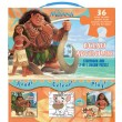 Disney Moana Ocean Adventure :Storybook and 2-in-1 Jigsaw Puzzle