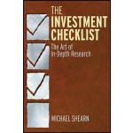 The Investment Checklist :The Art of In-Depth Research