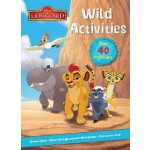 Disney Junior The Lion Guard Wild Activities :Over 40 Activities!