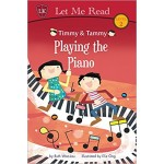TIMMY AND TAMMY PLAYING THE PIANO