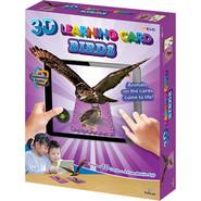 3D POPUP CARD: BIRDS
