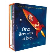 Once there was a boy... :Boxed Set
