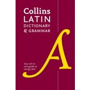 Collins Latin Dictionary and Grammar :80,000 Translations Plus Grammar Tips