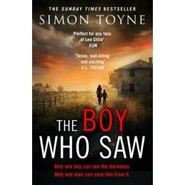 The Boy Who Saw :A Gripping Thriller That Will Keep You Hooked