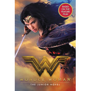 Wonder Woman Movie Junior Novel