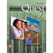 Quest :Listening and Speaking 2 with Audio CD