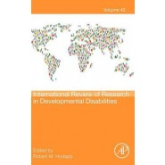 International Review of Research in Developmental Disabilities :Volume 42