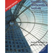 Introductory Mathematical Analysis for Business, Economics and Life and Social Sciences - Revised Edition :International Edition