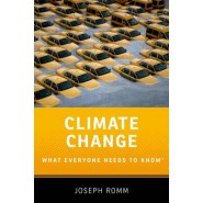 Climate Change :What Everyone Needs to Know (R)