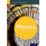 Physics Study Guide: Oxford IB Diploma Programme :Oxford IB Study Guides: Physics for the IB Diploma :2014