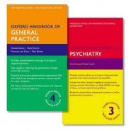 Oxford Handbook of General Practice and Oxford Handbook of Psychiatry