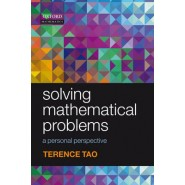 Solving Mathematical Problems :A Personal Perspective