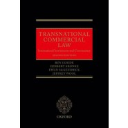 Transnational Commercial Law :International Instruments and Commentary
