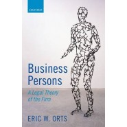 Business Persons :A Legal Theory of the Firm