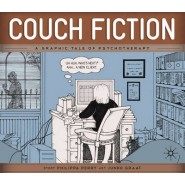 Couch Fiction :A Graphic Tale of Psychotherapy