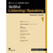 Skillful - Reading & Writing - Level 1 Teacher Book + Digibook