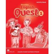 Macmillan English Quest Activity Book Level 1 :1 :Macmillan English Quest Level 1 Activity Book