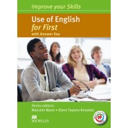 Improve your Skills: Use of English for First Student's Book with key & MPO Pack