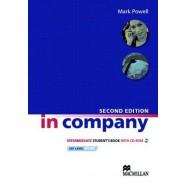 In Company Student's Book & CD-ROM Pack Intermediate Level