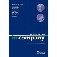 In Company Pre-intermediate :Teacher's Book
