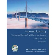 Learning Teaching :3rd Edition Student's Book Pack