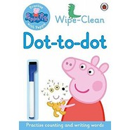 Peppa: Wipe-clean Dot-to-Dot