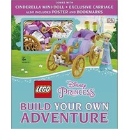 LEGO Disney Princess Build Your Own Adventure :With mini-doll and exclusive model