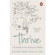 Thrive :The Power of Psychological Therapy