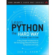 Learn Python the Hard Way :A Very Simple Introduction to the Terrifyingly Beautiful World of Computers and Code
