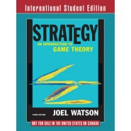 Strategy :An Introduction to Game Theory