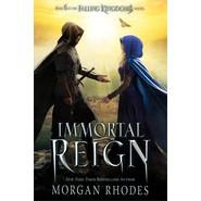 Immortal Reign :A Falling Kingdoms Novel