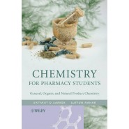 Chemistry for Pharmacy Students :General, Organic and Natural Product Chemistry