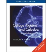 College Algebra and Calculus :An Applied Approach, International Edition