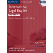 International Legal English Student's Book with Audio CDs (3) :A Course for Classroom or Self-study Use