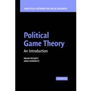 Political Game Theory :An Introduction