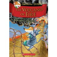 Geronimo Stilton and the Kingdom of Fantasy :The Volcano of Fire