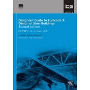 Designers Guide to Eurocode 3: Design of Steel Buildings Second edition :EN 1993-1-1, -1-3 and -1-8
