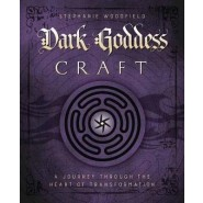 Dark Goddess Craft :A Journey Through the Heart of Transformation