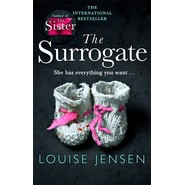 The Surrogate :A gripping psychological thriller with an incredible twist