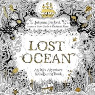 Lost Ocean :An Inky Adventure & Colouring Book