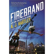 Firebrand :Book 2 in the Steeplejack Series