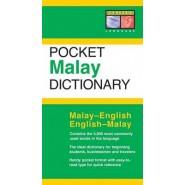 Pocket Malay Dictionary :Malay-English English-Malay