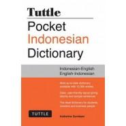 Tuttle Pocket Indonesian Dictionary :Indonesian-English English-Indonesian